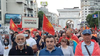 Единствена Македонија до Заев: Побарај правда и слобода за осудените за 27 април, си ја исполни желбата за одмазда спрема некој од осудените