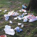 Акција за казнување на граѓаните кои фрлаат ѓубре низ Скопје