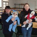 Општина Кисела Вода додели 55 ваучери за новороденчиња