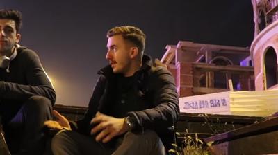 Резултатот е интересен: Колку пари може да заработува уличен свирач на плоштад во Скопје?
