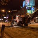 Ноќно работење со засилено темпо на булеварот Кочо Рацин