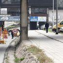 Град Скопје информира: Сообраќајот под стоковна Мост само по една лента