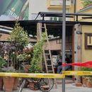 Општина Центар денеска продолжи со акцијата за уривање на дивите тераси на кафулињата