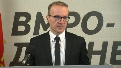 Милошоски: Ќе дадам оставка ден по поднесување оставка од страна на Заев, Османи и Димитров