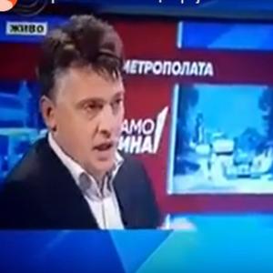 Шилегов се посрамоти на ТВ: Сарафов го убил Ѓорче Петров, иако е ликвидиран 14 год. пред него