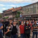Нов протест против поскапувањето на струјата