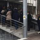 Редици пред УЈП, граѓаните чекаат за документи за кредитите за поддршка на претпријатијата