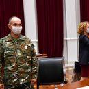 Средба на Заев и Шекеринска со офицери вратени од Авганистан: Вие сте гордост за државата и посакуван партнер во меѓународните мисии