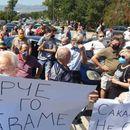 Ѓорчепетровци денеска повторно на протест, овој пат против дивеењето на скопските улици