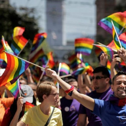Викендов Парада на гордоста во Скопје - ќе ја отвори Васил Гарванлиев