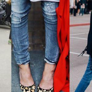 Балетанките повторно се враќаат во мода: Еве како да ги комбинирате летово