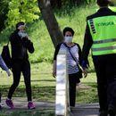 Полицискиот час не го почитувале 32 лица, 446 прекршоци за неносење маски
