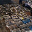 Детали за вчерашната полициска акција: Пресечен канал за транспорт на дрога од Албанија во Грција