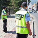 Гас до даска без ограничување: 80 казнети за брзо возење