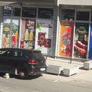 """Паркирал """"Голф"""" во Чаир, го затекнал без тркала"""