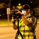 Казнети 400 возачи во Скопје, од кои 65 за пребрзо возење