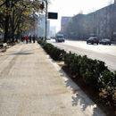 Шилегов го претстави новиот концепт за градските тротоари
