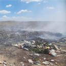 Казнето јавното претпријатие и директорот за горење отпад во депонијата во Росоман