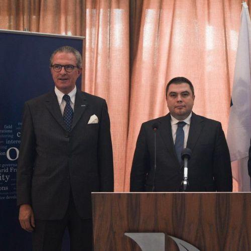Судските процеси за организиран криминал и корупција под будно око на ОБСЕ и ЕУ