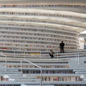 Во дигиталната ера, современите библиотеки добиваат функција на јавна дневна соба