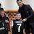 Роналдо и Буфон им ја исполнија желбата на Две момчиња кои настрадаа во земјотресот во Албанија