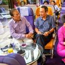 Авионските кафулиња во Тајланд им овозможуваат на гостите да се чувствуваат како да летаат