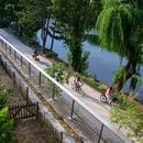 Париз се поврза Со Атлантски Океан Со 420 километри долга велосипедска патека долж реката Сена