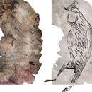 Најстарото уметничко дело во Австралија е цртеж на кенгур стар 17.300 години
