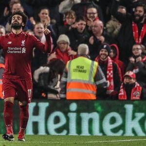 Салах како чигра – Ливерпул пред осминафинале