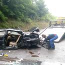 Сведоштво од прва на човекот кој бил во другиот автомобил при сударот со Кузмиќ