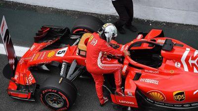 Во Ферари очекувано незадоволни од Фетел: Не сме задоволни, можеше подобро!