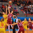 Срам до срам за кошаркарките: Нов убедлив пораз – 11 поени за едно полувреме