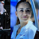 ВИДЕО – Убавата судијка од Србија кон Федерер: А да се смириш малку?!