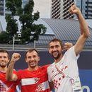Огромен успех на Хрватите – направија нешто што не е видено на Олимпијадите од 1908 година