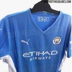 На новиот дрес на Манчестер Сити ќе има детал во чест на Агуеро 📸