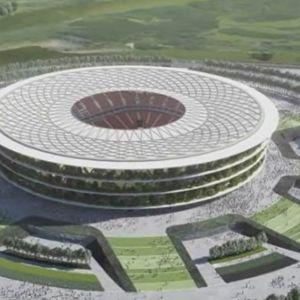 Во Србија започнува изградбата на стадионот од 257 милиони евра 🎥