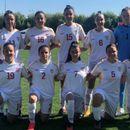 Женската фудбалска репрезентација до 19 години на квалификациски турнир во Белорусија