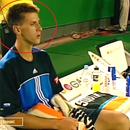 Novak se pred prvi grend slem meč OFARBAO, a majka Dijana je pobesnela zbog toga