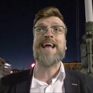 Srđan Nogo: Članovi SNS-a će uskoro juriti Vučića na ulici