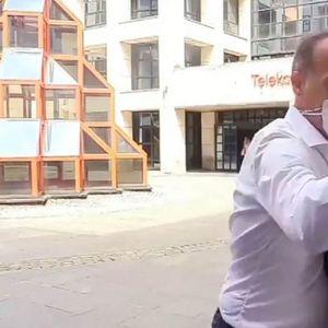 Ko je napadač na Tepić: Funkcioner SNS s platom od 400.000