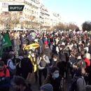 PARIZ: Narod protestuje protiv globalista, diktature i nasilja policije (UŽIVO)