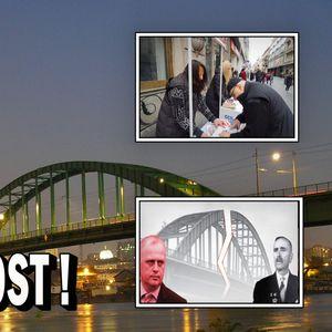 Peticija: Beograđani protiv Vesića – narod ne da da se ruši Savski most!