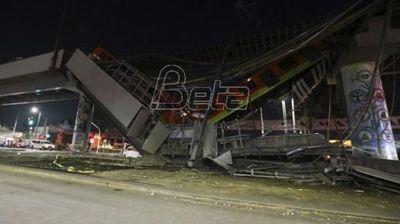 Novi bilans nesreće na liniji metroa u Meksiku: 23 poginulih i 70 povredjenih (FOTO/VIDEO)