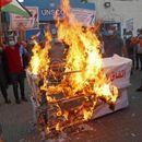 Izrael napao Gazu posle raketiranja tokom svečanosti u SAD