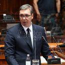 Vučić: U Prištini na vlasti opasni ljudi. ...
