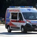 Hitna pomoć: Četvoro povredjenih u udesima, jedan pad s visine
