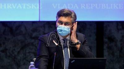 Plenković: Sadašnje rukovodstvo HDZ nema veze sa korupcijom u vreme Sanadera