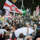 Русия обвини САЩ, че се месят в протестите в Беларус