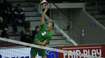 Волейболен национал подписа в Италия