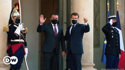 Макрон подготвен да помогне за балансиран компромис со Бугарија